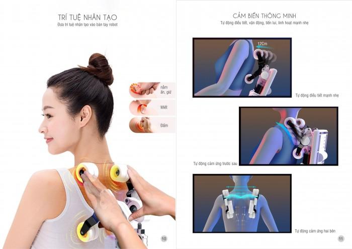 Ghế Massage CTS T11910