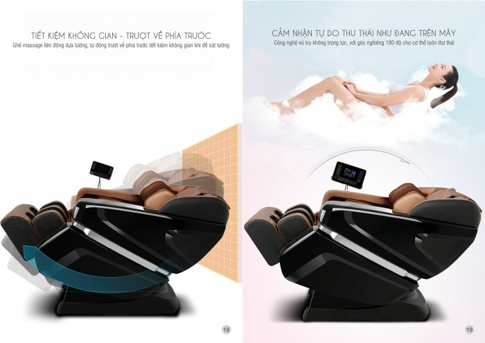 Ghế Massage CTS T1191
