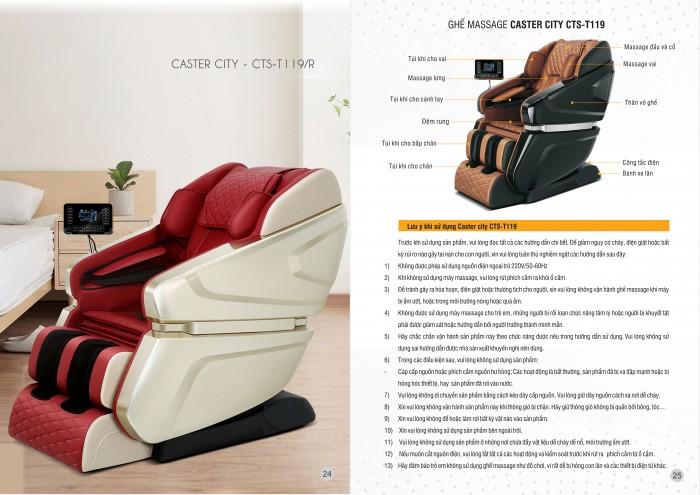 Ghế Massage CTS T1193