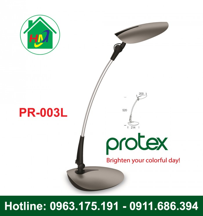 Đèn Học Để Bàn Cao Cấp Protex PR-003L1