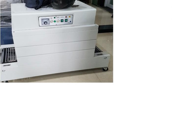 Máy rút màng co BS400, máy bọc màng co PVC cho hộp1