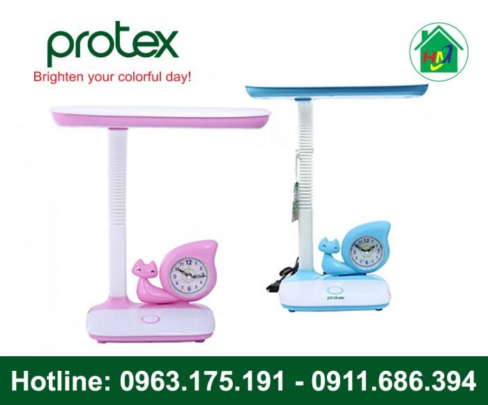 Đèn Học Để Bàn Hình Ốc Sên Ngộ Nghĩnh Protex PR007L0