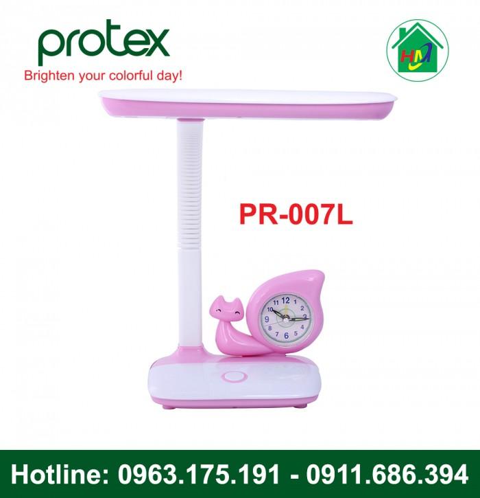Đèn Học Để Bàn Hình Ốc Sên Ngộ Nghĩnh Protex PR007L1