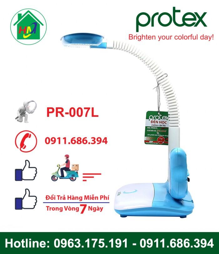Đèn Học Để Bàn Hình Ốc Sên Ngộ Nghĩnh Protex PR007L3