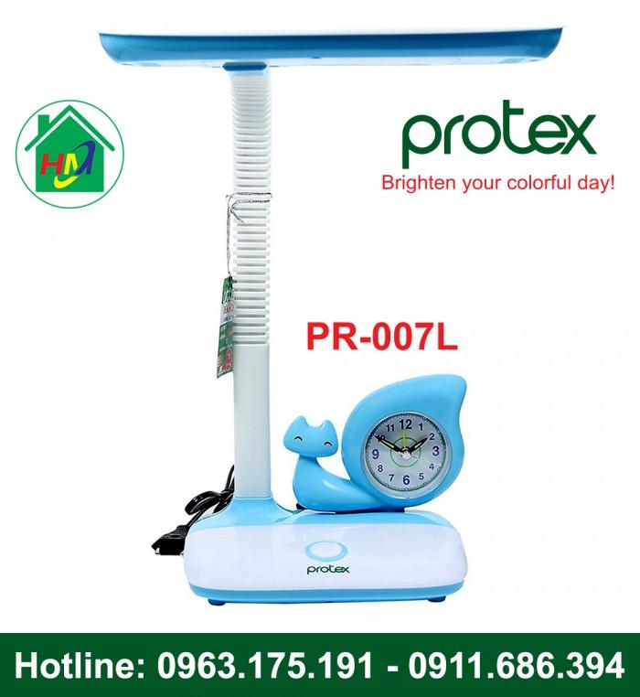 Đèn Học Để Bàn Hình Ốc Sên Ngộ Nghĩnh Protex PR007L4