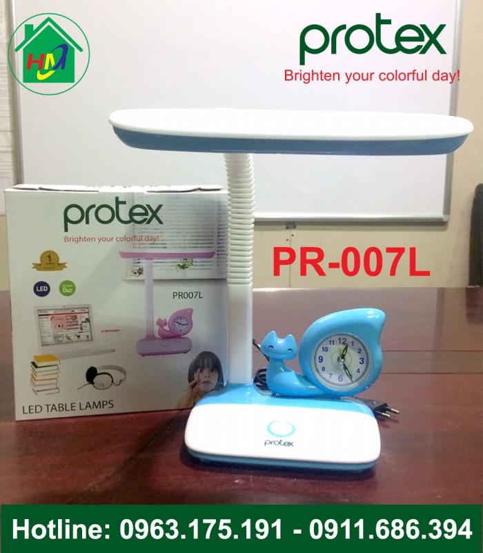 Đèn Học Để Bàn Hình Ốc Sên Ngộ Nghĩnh Protex PR007L5