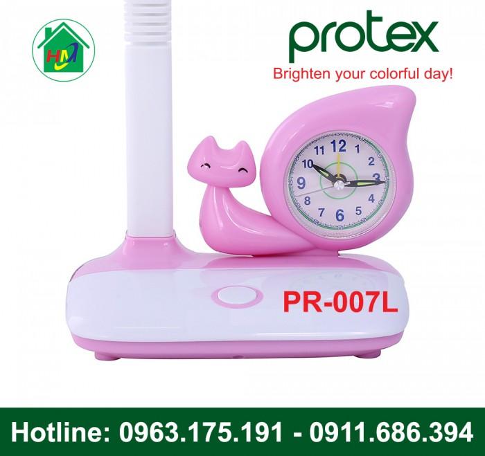 Đèn Học Để Bàn Hình Ốc Sên Ngộ Nghĩnh Protex PR007L2
