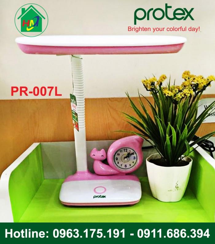 Đèn Học Để Bàn Hình Ốc Sên Ngộ Nghĩnh Protex PR007L7