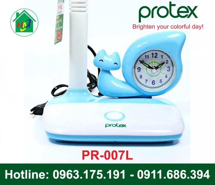 Đèn Học Để Bàn Hình Ốc Sên Ngộ Nghĩnh Protex PR007L6