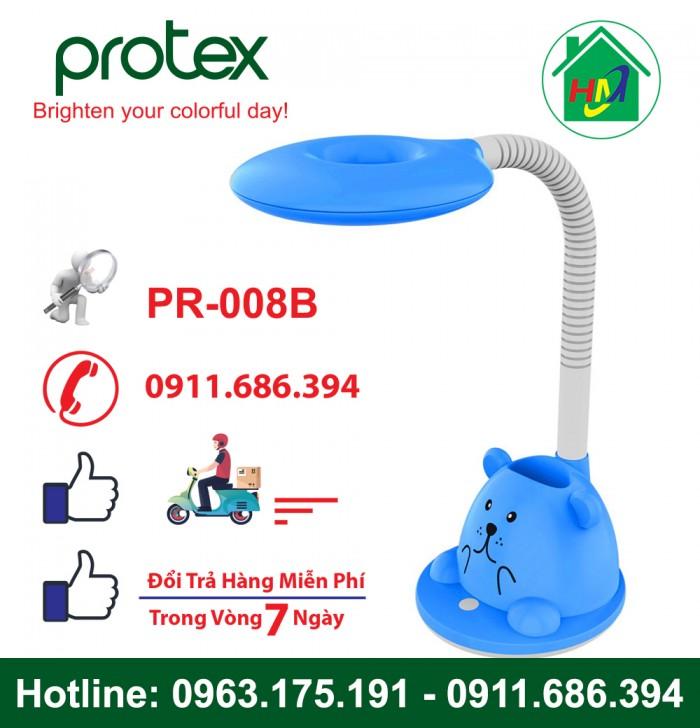 Đèn Học Để Bàn Hình Con Gấu Protex PR-008B4