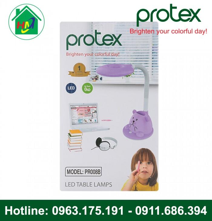 Đèn Học Để Bàn Hình Con Gấu Protex PR-008B3