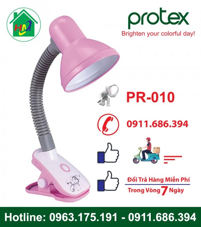 Đèn Học Chân Kẹp Bàn Protex PR-0100
