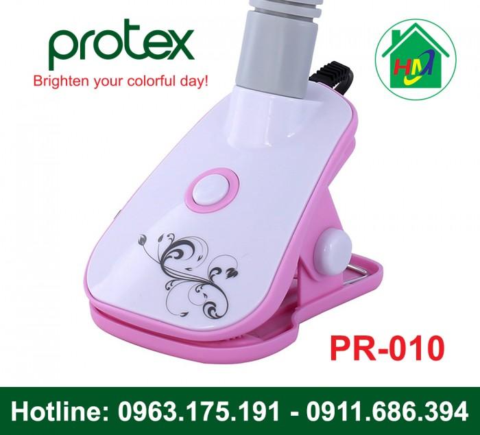 Đèn Học Chân Kẹp Bàn Protex PR-0103