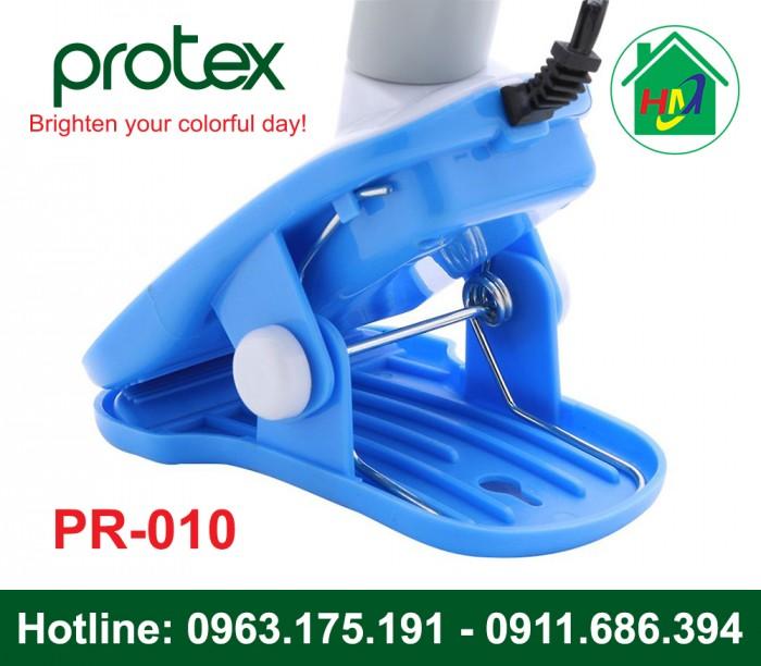 Đèn Học Chân Kẹp Bàn Protex PR-0104