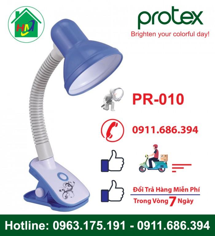 Đèn Học Chân Kẹp Bàn Protex PR-0106