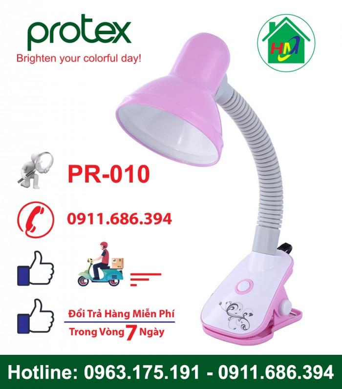 Đèn Học Chân Kẹp Bàn Protex PR-0105
