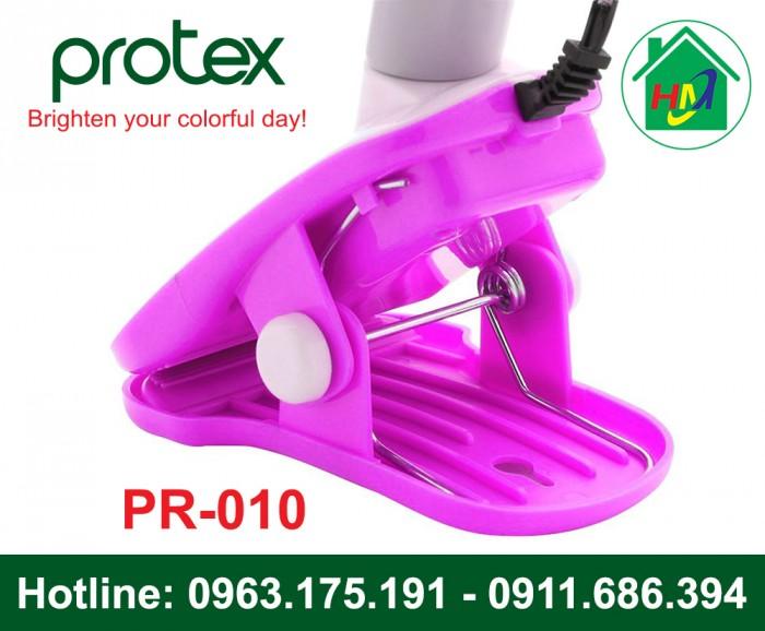 Đèn Học Chân Kẹp Bàn Protex PR-0108