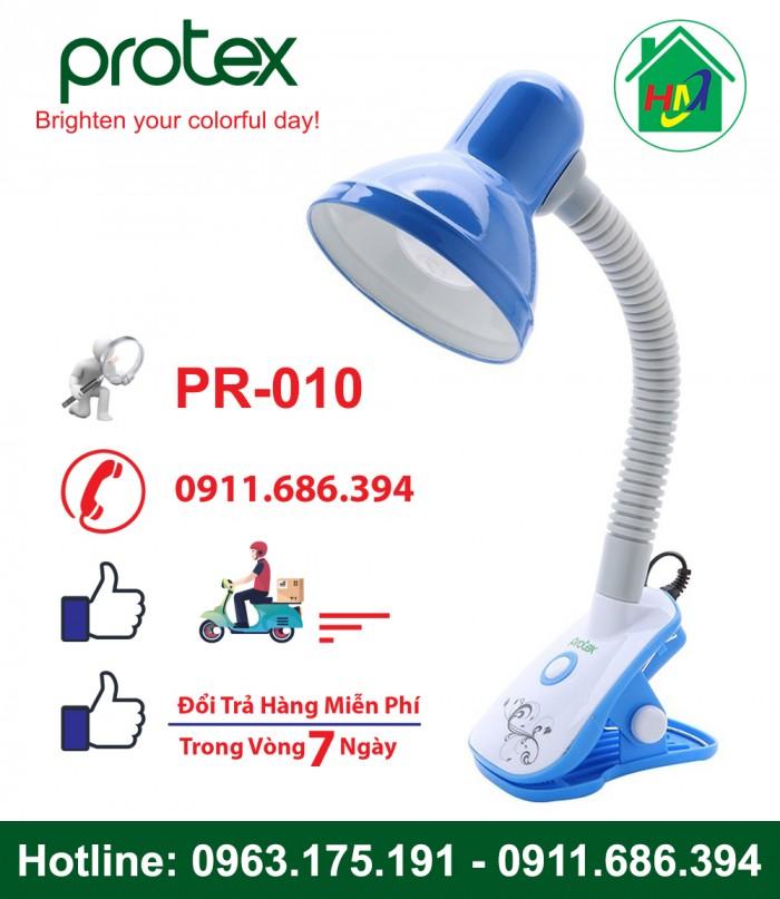 Đèn Học Chân Kẹp Bàn Protex PR-0107