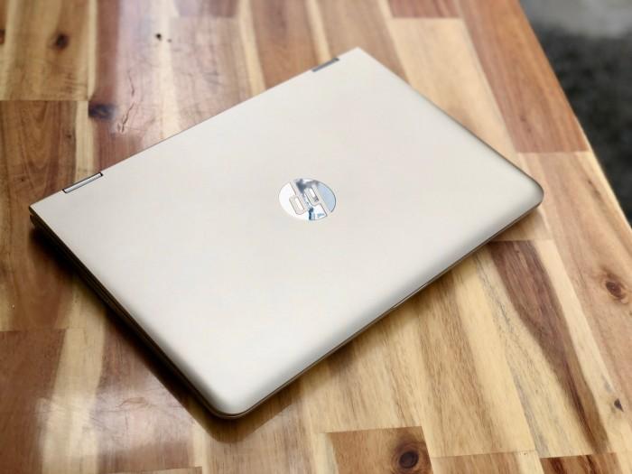 Laptop Hp Pavilion X360 13-u103tu/ i3 7100U/ 4G/ SSD128-500G/ 13in/ Cảm ứng/1