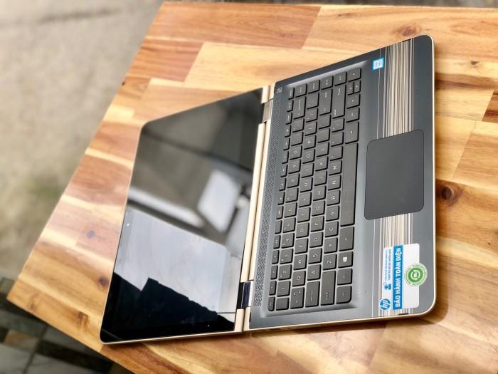 Laptop Hp Pavilion X360 13-u103tu/ i3 7100U/ 4G/ SSD128-500G/ 13in/ Cảm ứng/3