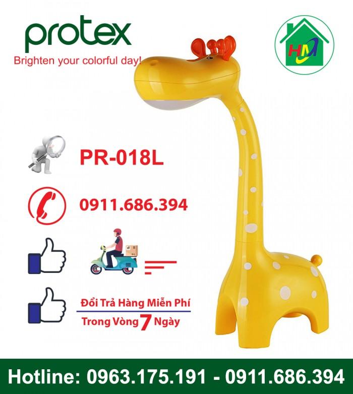 Đèn Học Con Hươu Cao Cổ Để Bàn Protex PR-018L3
