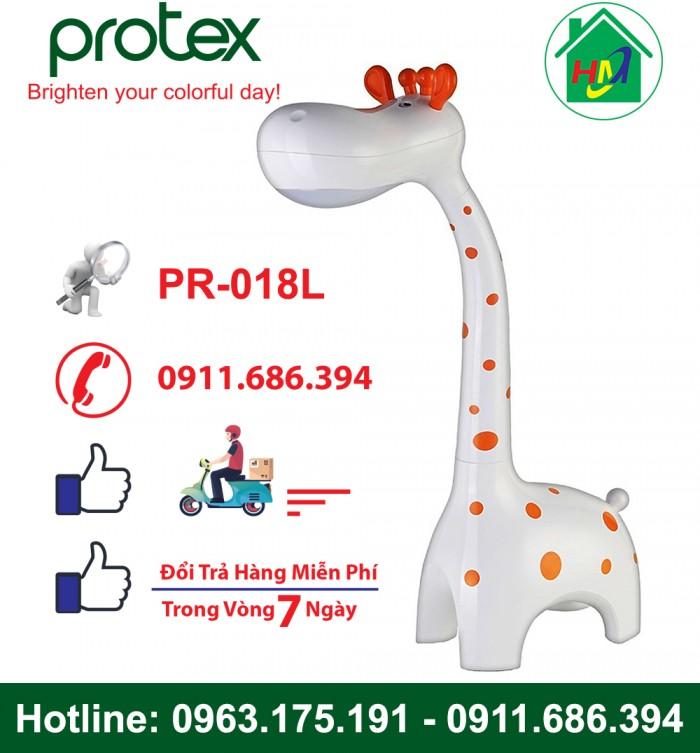 Đèn Học Con Hươu Cao Cổ Để Bàn Protex PR-018L2