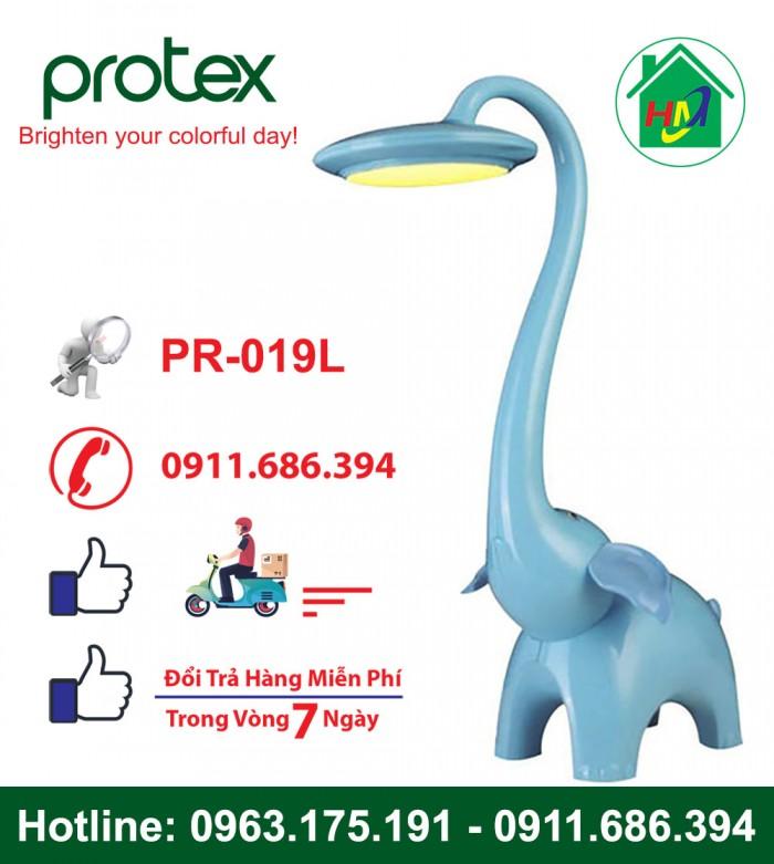 Đèn Học Để Bàn Hình Con Voi Protex PR-019L0