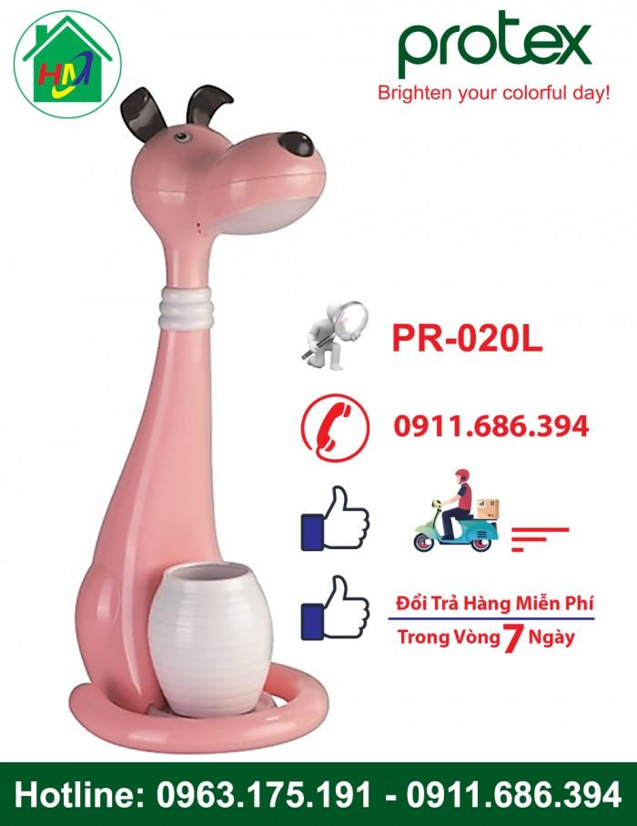 Đèn Học Led Chống Cận Thị Hình Cún Con Ngộ Nghĩnh Protex PR-020L0