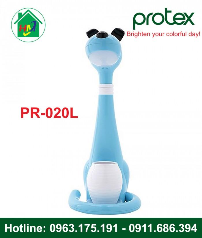 Đèn Học Led Chống Cận Thị Hình Cún Con Ngộ Nghĩnh Protex PR-020L1