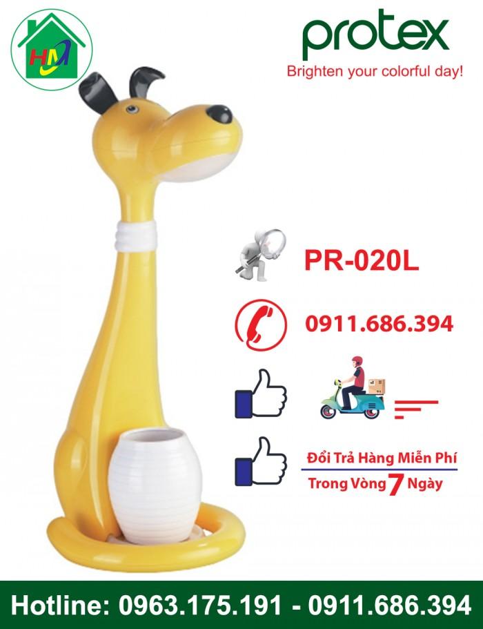 Đèn Học Led Chống Cận Thị Hình Cún Con Ngộ Nghĩnh Protex PR-020L3