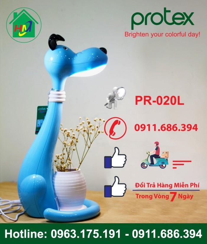 Đèn Học Led Chống Cận Thị Hình Cún Con Ngộ Nghĩnh Protex PR-020L6
