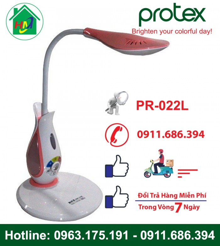 Đèn Bàn Led Chống Cận Thị Protex PR-022L2