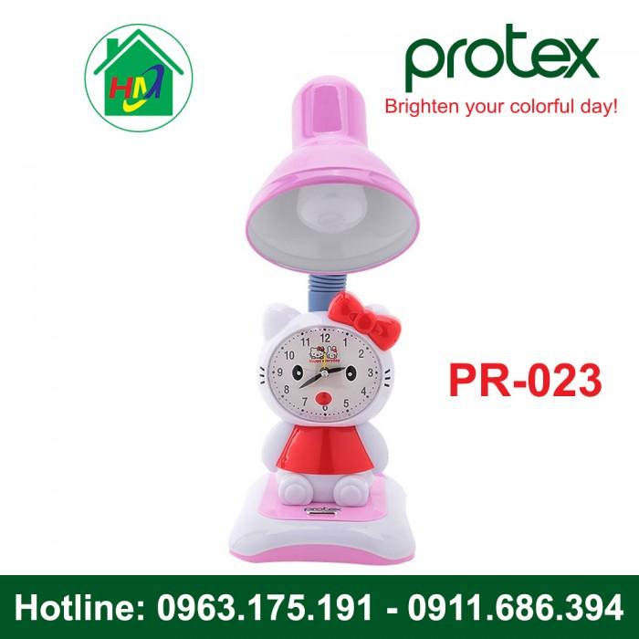 Đèn Học Để Bàn Chống Cận Thị Đáng Yêu Cho Bé Gái Protex PR-0233