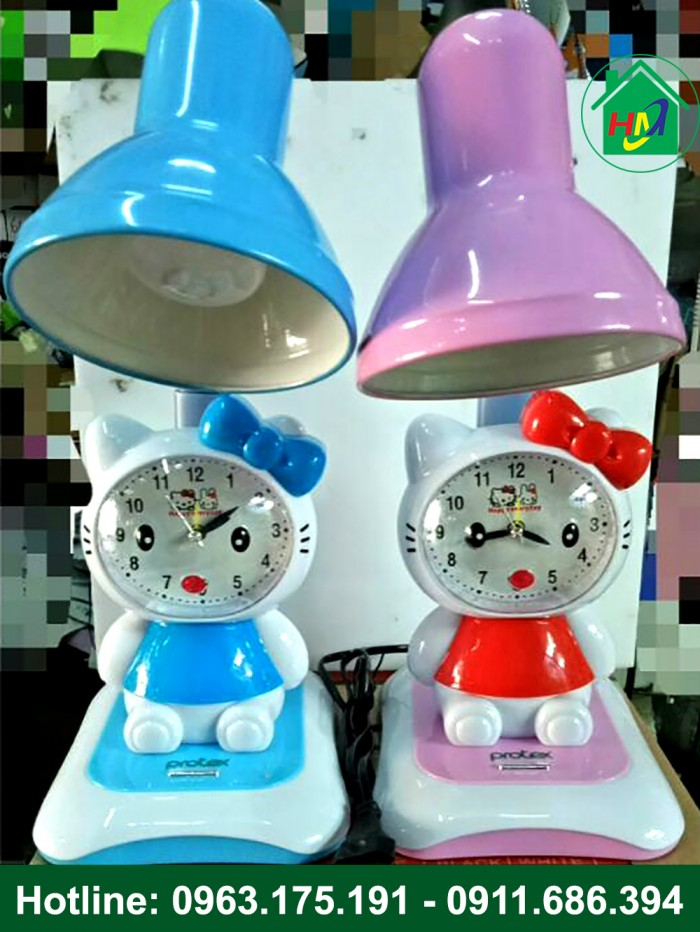 Đèn Học Để Bàn Chống Cận Thị Đáng Yêu Cho Bé Gái Protex PR-0236