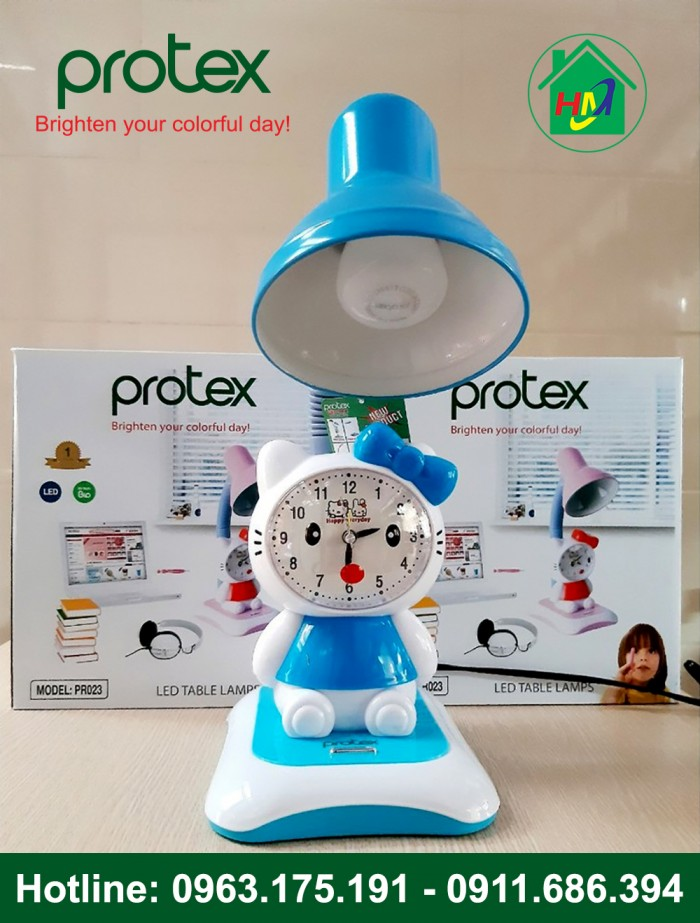 Đèn Học Để Bàn Chống Cận Thị Đáng Yêu Cho Bé Gái Protex PR-0237