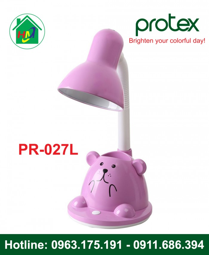Đèn Học Để Bàn Chống Cận Thị Protex PR-027L1
