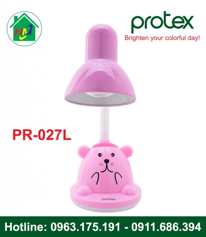 Đèn Học Để Bàn Chống Cận Thị Protex PR-027L2