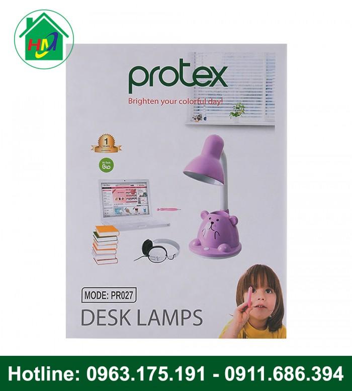 Đèn Học Để Bàn Chống Cận Thị Protex PR-027L7