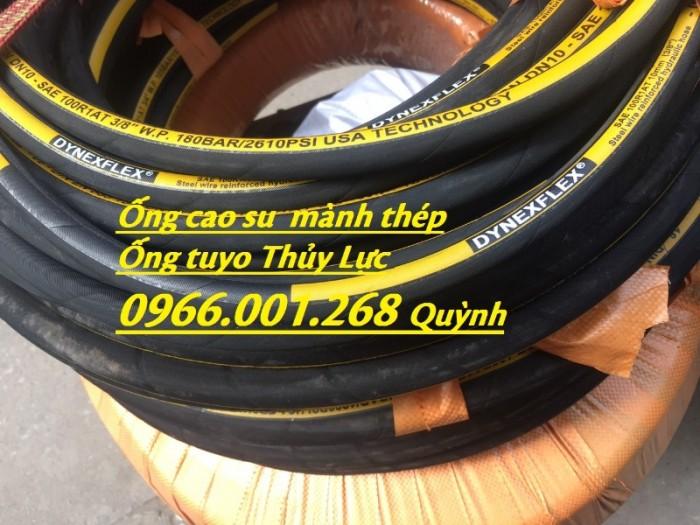 Ống cao su mành thép,ống tuyo thủy lực,ống cao su chịu áp lực cao,giá rẻ3
