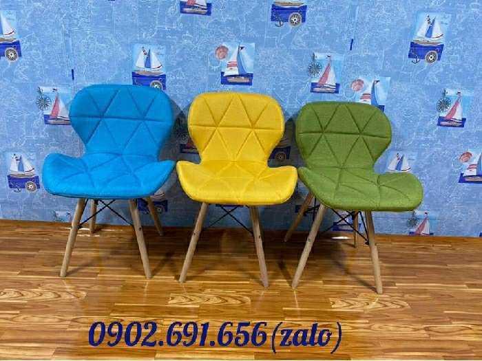 Ghế tam giác vải bố1
