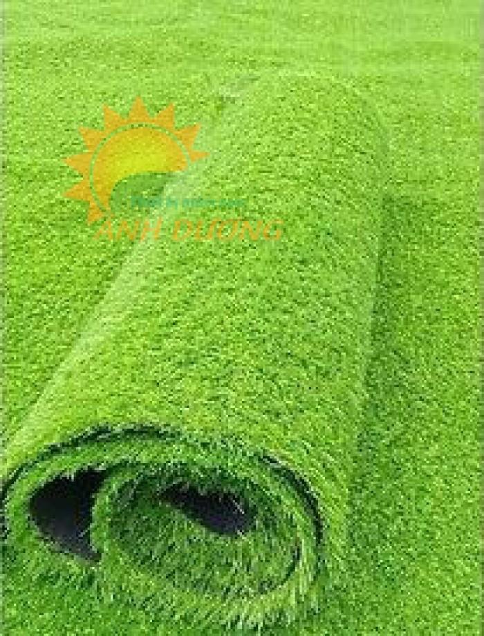 Chuyên cung cấp cỏ nhân tạo cho trường mầm non, công viên, khu vui chơi11