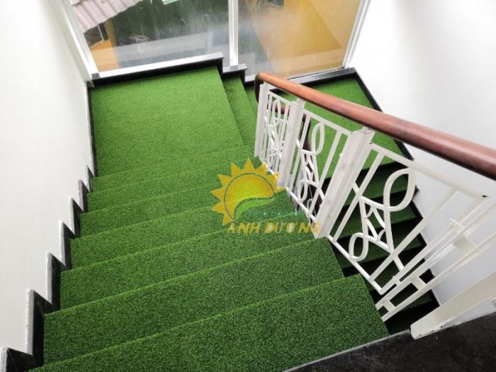 Chuyên cung cấp cỏ nhân tạo cho trường mầm non, công viên, khu vui chơi25