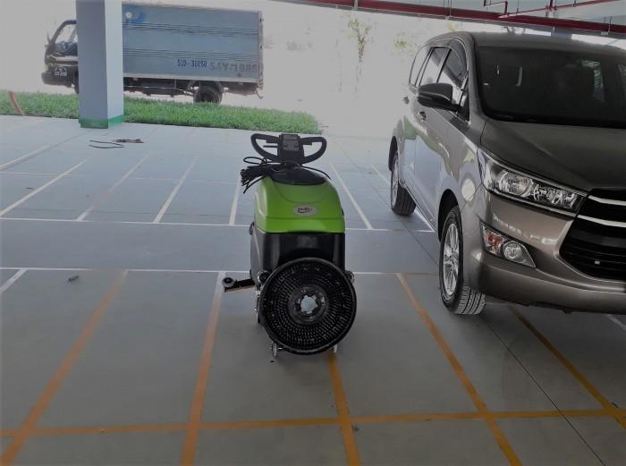 Máy chà sàn liên hợp Sauber SBS 35E (dùng điện)1
