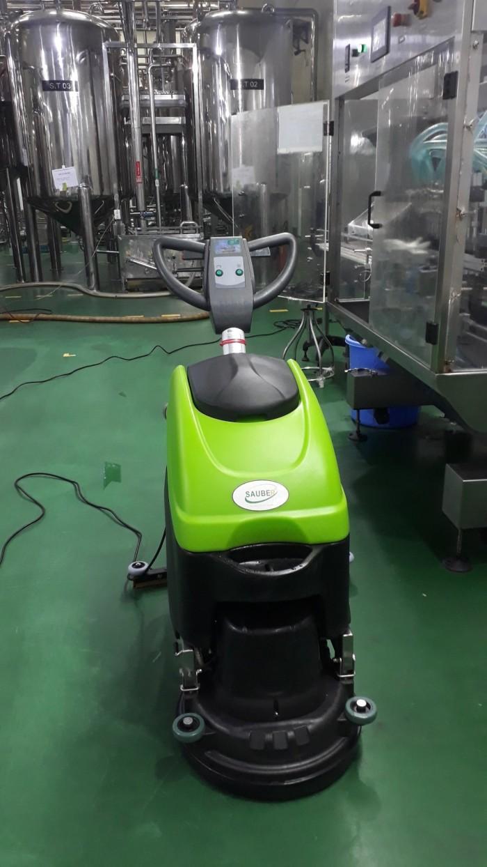 Máy chà sàn liên hợp Sauber SBS 35E (dùng điện)6