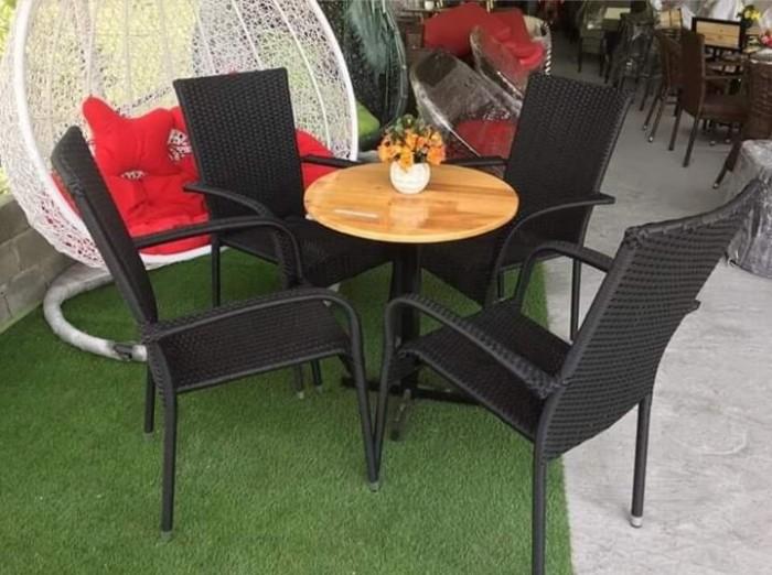 Bàn ghế cafe tại xưởng nhất định rẻ hơn thị trường2
