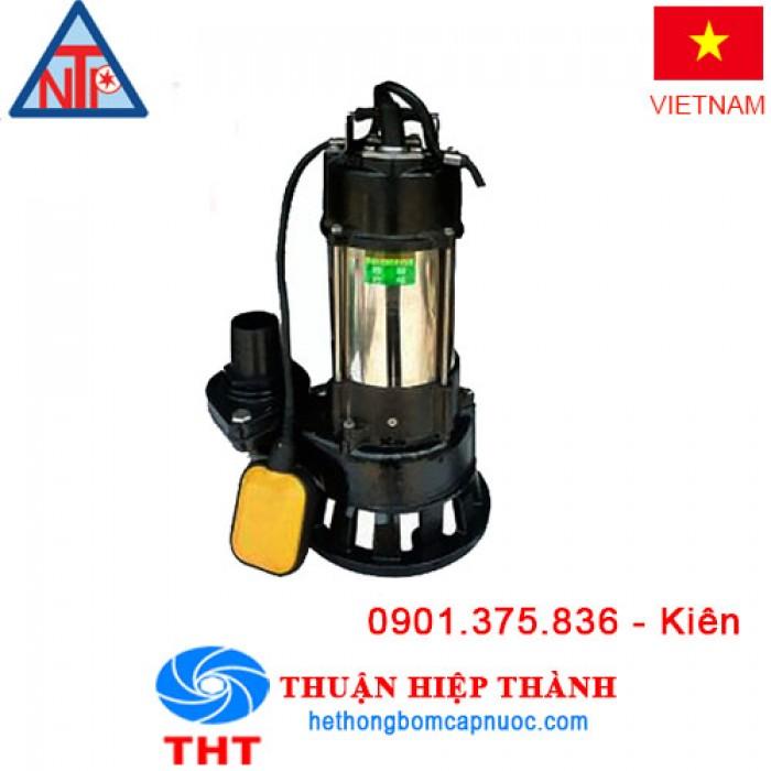 Máy bơm chìm hút bùn có phao NTP HSF280-12.2 265(T)0