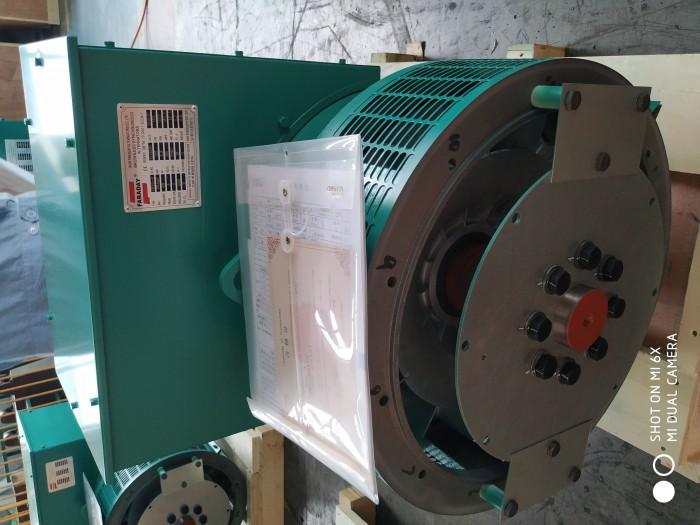 Đầu phát Faraday 125kVA chính hãng 2 năm bảo hành2
