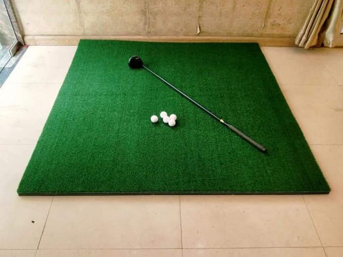 Thảm tập golf 3D Hàn Quốc4
