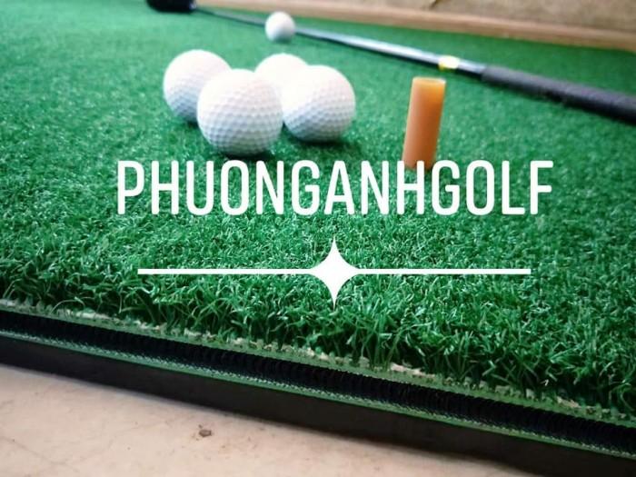 Thảm tập golf 3D Hàn Quốc3