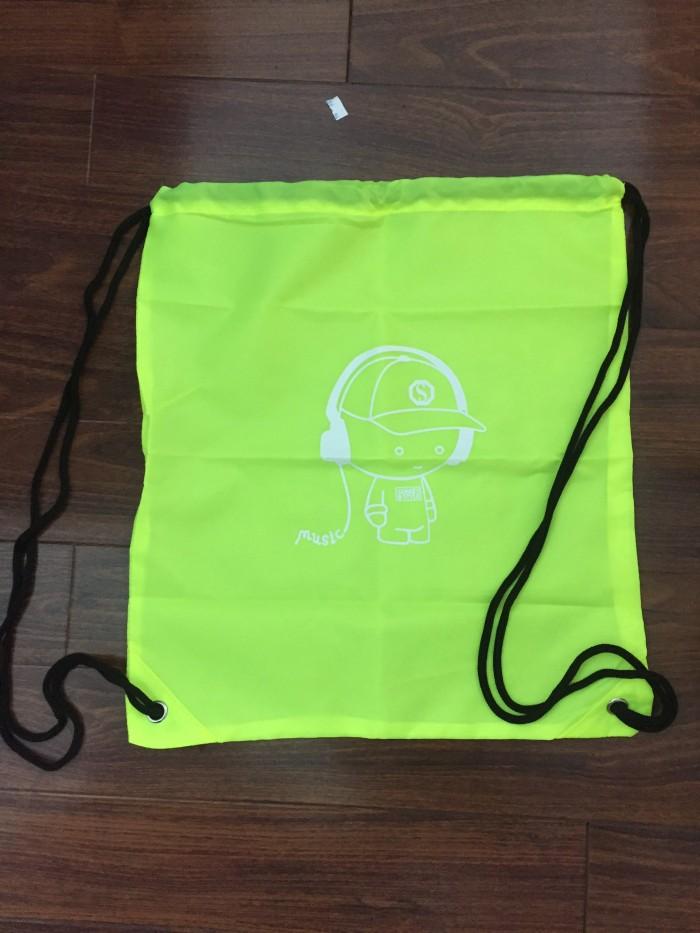 May túi dây rút in logo theo yêu cầu5